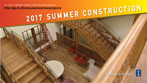 2017 Summer Construction