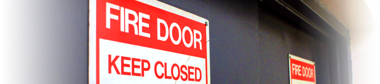 Fire Door Banner Image