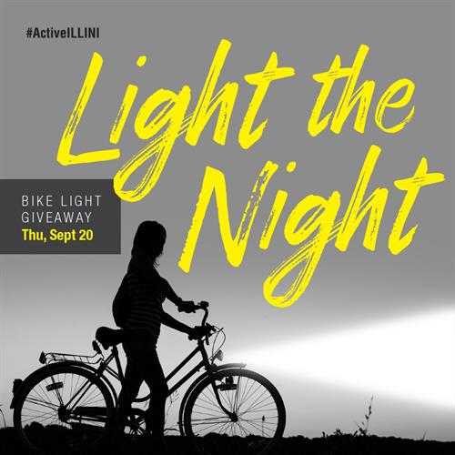 Bike - Light the Night 2018