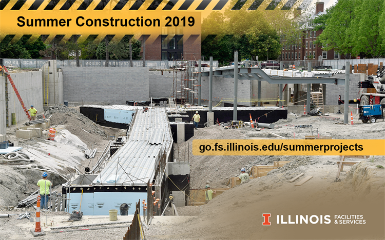Summer Construction 2019
