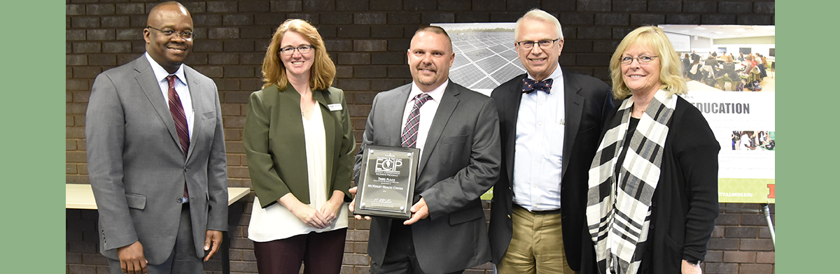 2019 ENERGY CONSERVATION INCENTIVE PROGRAM WINNERS