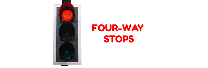 Several campus traffic signals will be adjusted to act as a four-way stop.