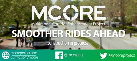 MCORE Smoother Rides