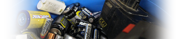 Battery Recycling Banner Image