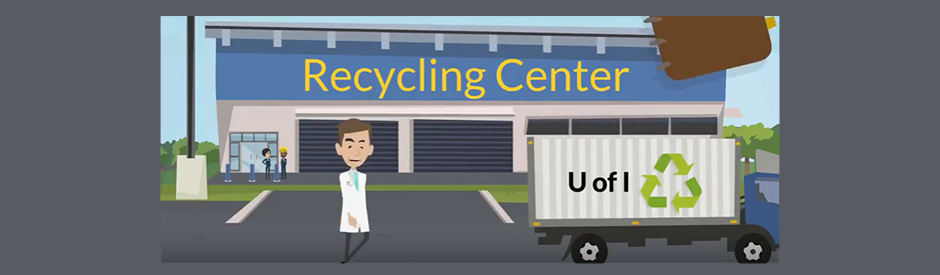 CAMPUS RECYCLING IN FIVE MINUTES