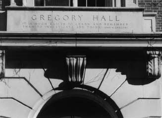 Gregory Hall Image
