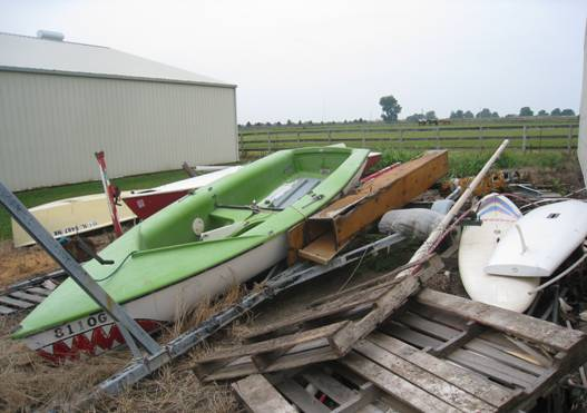 Illinois Sailing Club - Before Photo