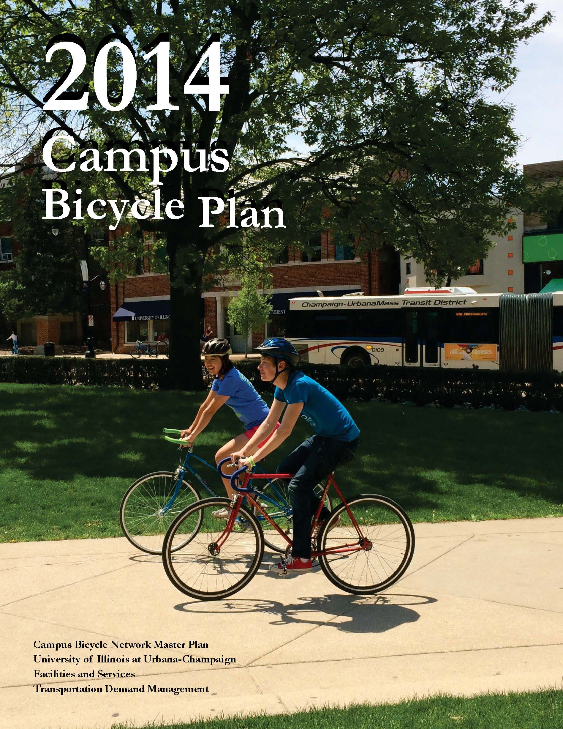 Campus Bicycle Plan 2014