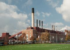 Abbott Power Plant - Stack
